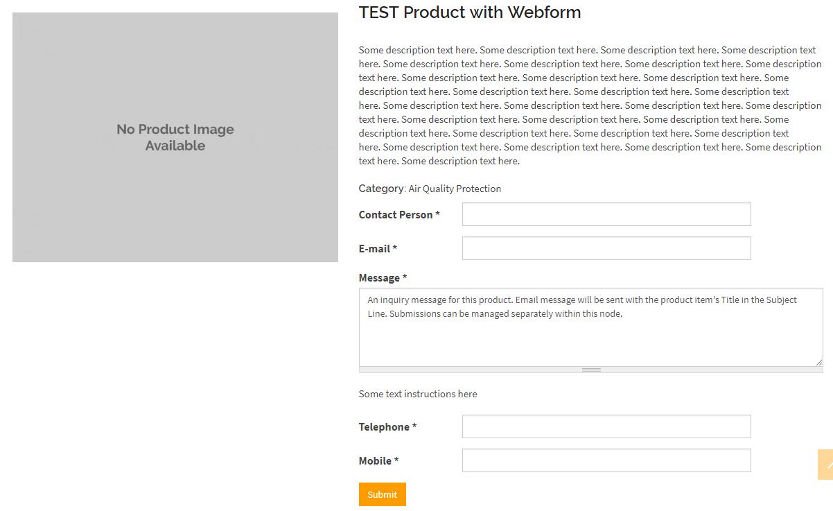 Attach a webform inside or per node content item in Drupal 7